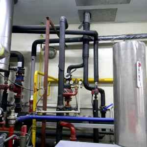 Автономное отопление, замена водопровода и канализации Днепр, Яворницкого