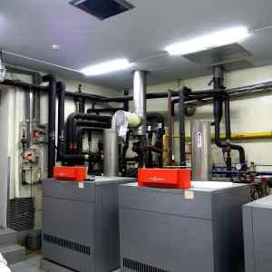 Автономное отопление, замена водопровода и канализации Днепр, Мономаха