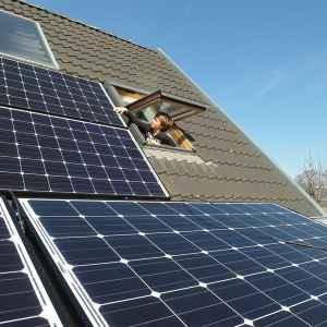 Монтаж (установка) солнечных панелей в Днепре и Днепропетровской области Автономное отопление проспект Героев