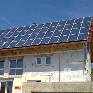 Монтаж (установка) солнечных панелей в Днепре и Днепропетровской области Автономное отопление Чернышевского