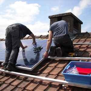 Монтаж (установка) солнечных панелей в Днепре и Днепропетровской области Автономное отопление Фрунзенский
