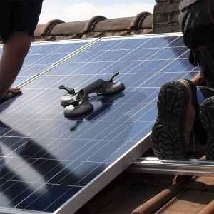 Монтаж (установка) солнечных панелей в Днепре и Днепропетровской области Автономное отопление Воронцова