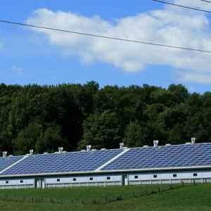 Монтаж (установка) солнечных панелей в Днепре и Днепропетровской области Автономное отопление Донецкое шоссе